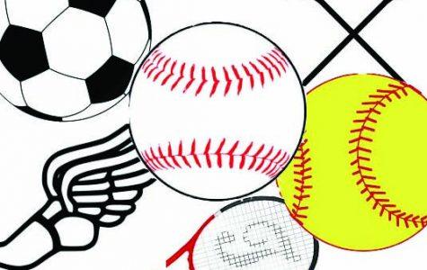 Spring Sports Are Underway