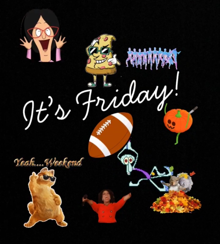 It's Friday! Events to do this weekend