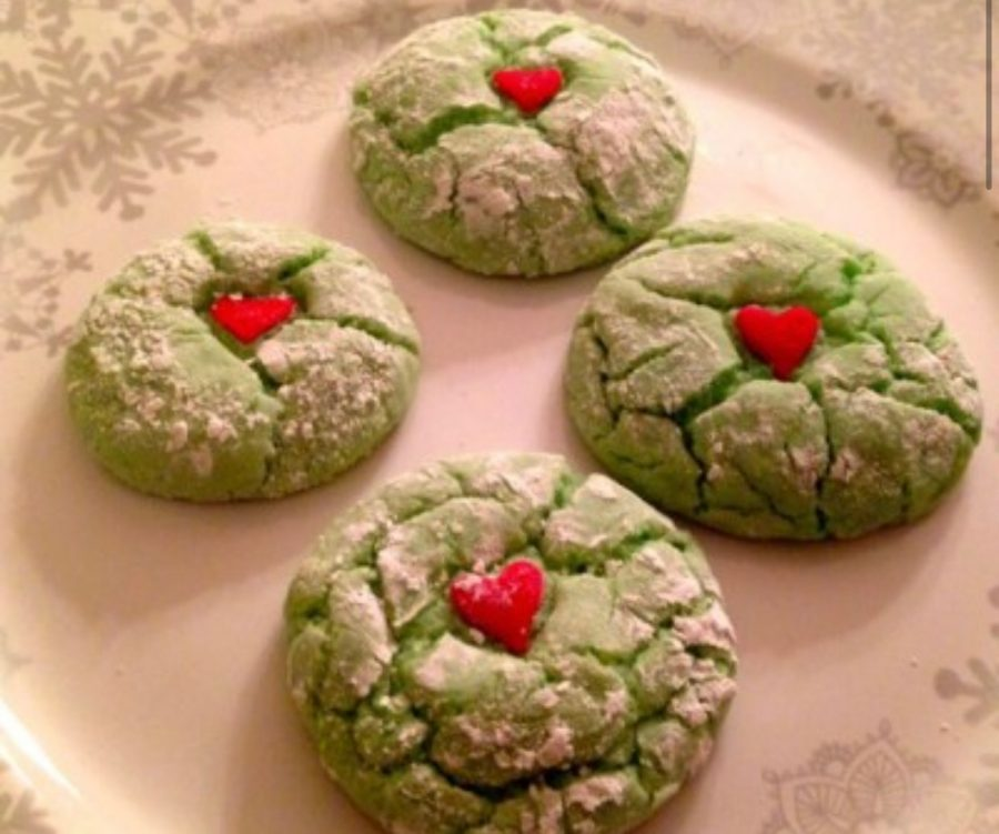 The+Grinch+Cookies
