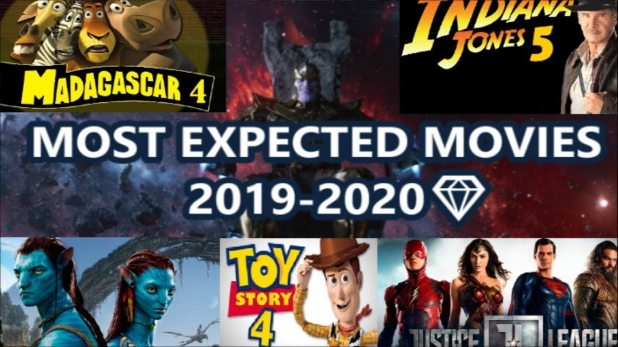 Movies and TV Shows Coming Out In 2019